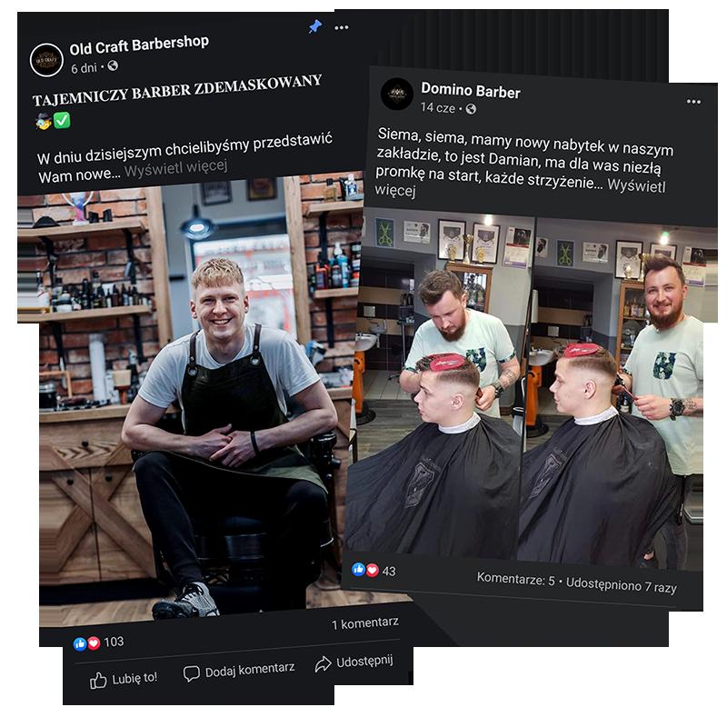 Praca dla barbera fryzjera Lublin